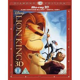 The Lion King (Blu-ray 3D + Blu-ray) [Region Free]